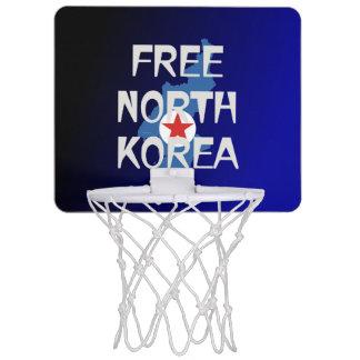 CAMISETA Corea del Norte libre Minicanastas