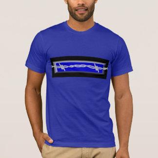 Camiseta correccional de la aplicación de ley del
