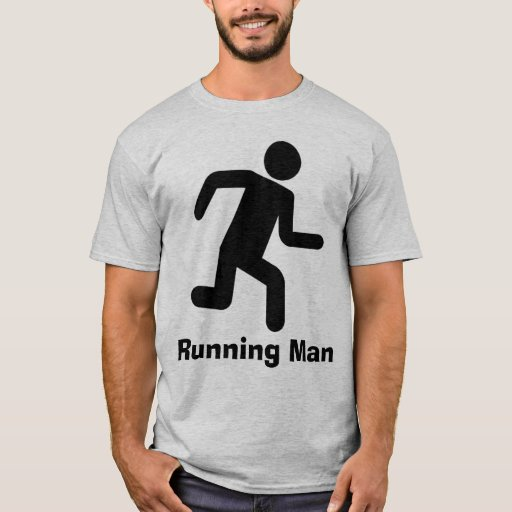 Camiseta corriente del hombre