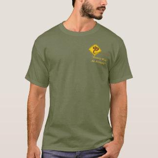 Camiseta corta de Copperhead de la manga