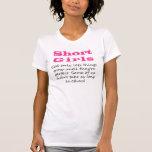 Camiseta corta de los chicas
