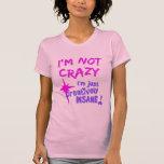 Camiseta creativo insana