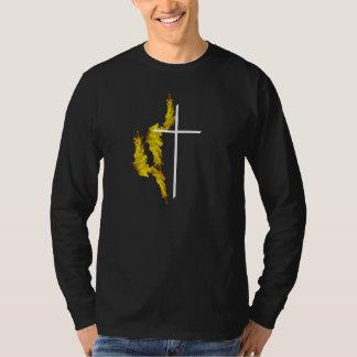Camiseta cruzada metodista