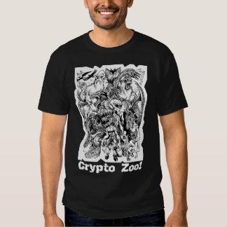 Camiseta Crypto del Puré-para arriba del monstruo Playeras