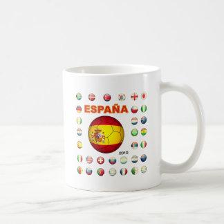 Camiseta d7 de Espana Taza