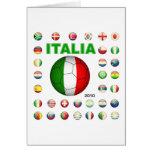 Camiseta d7 de Italia Felicitaciones