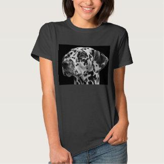 Camiseta dálmata poleras