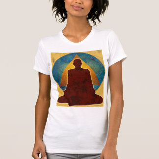 camiseta de 12-Step Woment budista Remera