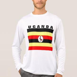Camiseta de #1 Uganda