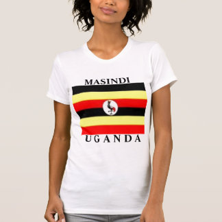 Camiseta de #1 Uganda Camisas