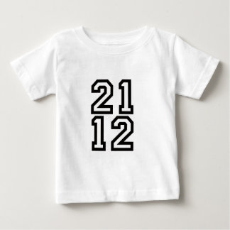 camiseta de 2112 años camisas