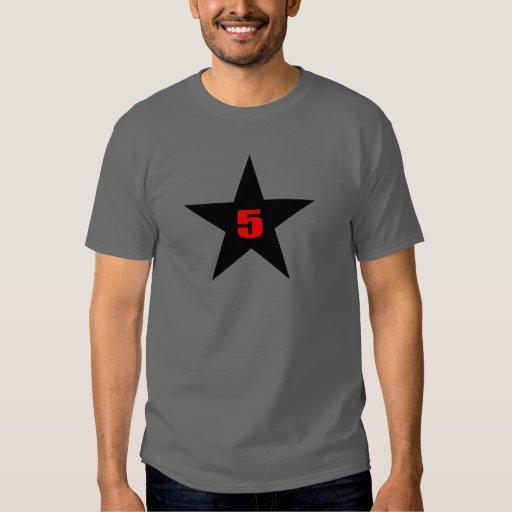 camiseta de 5Boros NYC Poleras