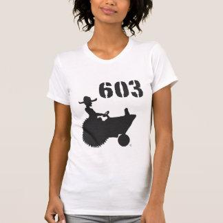 Camiseta de 603 vintages
