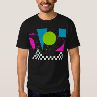 camiseta de 80s Splatterpaint Polera