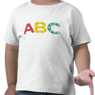 Camiseta de ABC por PaddleDuck