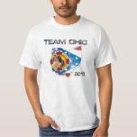 """Camiseta de """"Abilene"""" del perro pastor de Shetland"""