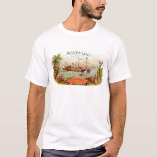 Camiseta de Acapulco del diseño del vintage del