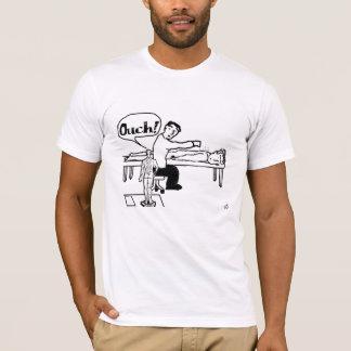 Camiseta de Accupuncture cómica