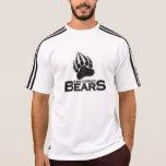 Camiseta de Adidas ClimaLite® de los hombres, la