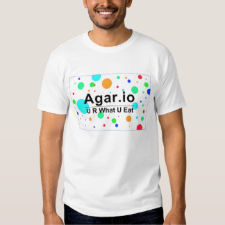 Camiseta de Agar.io Remera