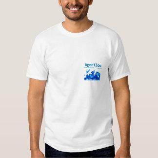 Camiseta de AgentzooWhite Playeras