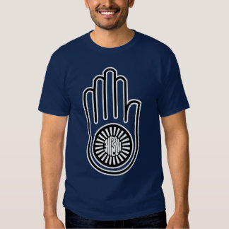 Camiseta de Ahimsa Playeras