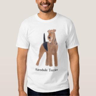 Camiseta de Airedale Terrier Remera