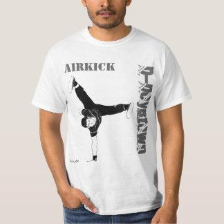 Camiseta de Airkick Playeras