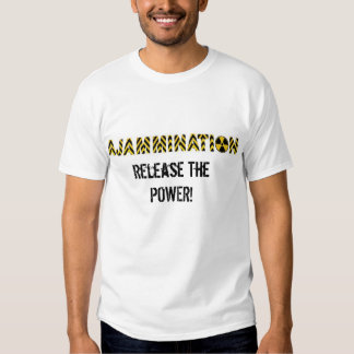 Camiseta de Ajammination de los hombres Poleras