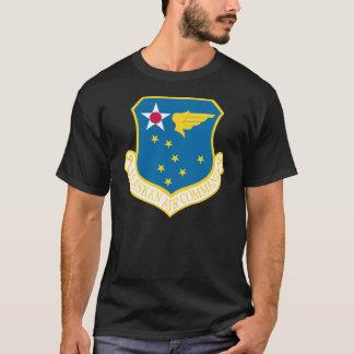 Camiseta de Alaska de las insignias del comando