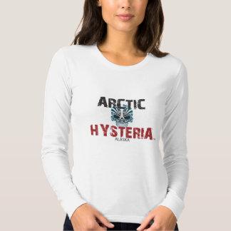 Camiseta de Alaska de las mujeres Playera