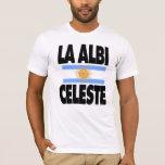 Camiseta de Albiceleste del La