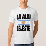 Camiseta de Albiceleste del La Playera
