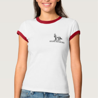 Camiseta de Albuquerque del lobo del grito