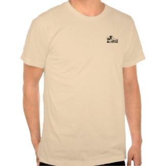 """Camiseta de algodón """"de la colección de la onda"""""""