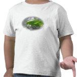 Camiseta de algodón de la foto de la naturaleza