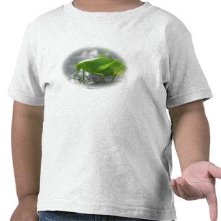 Camiseta de algodón de la foto de la naturaleza de