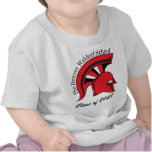 Camiseta de algodón infantil