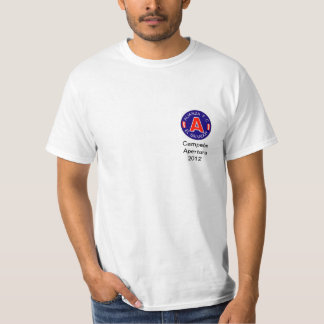 Camiseta de Alianza Campeón Torneo Apertura 2012 Camisas