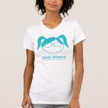 Camiseta de Alliance del friki - Inés