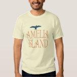 Camiseta de Amelia Island la Florida Polera