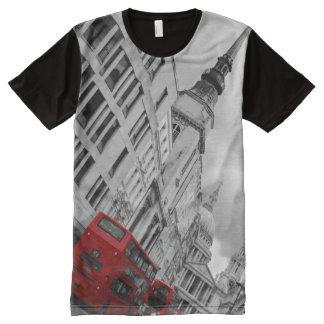 Camiseta de American Apparel de la impresión de