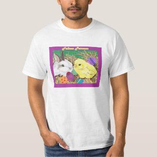 Camiseta de Amigos de Pascua (camiseta de los