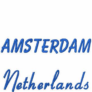 Camiseta de Amsterdam Países Bajos