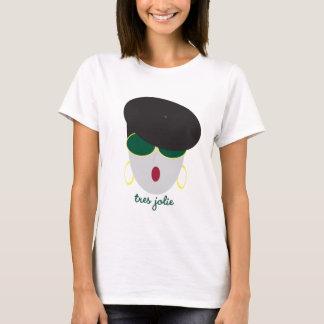 """Camiseta de AnabelNY """"Tres"""""""