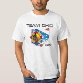 "Camiseta de Anatolia de ""Gabriel"" del pastor Polera"