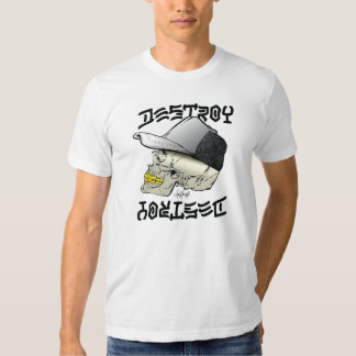 Camiseta de Andy Howell Camisas