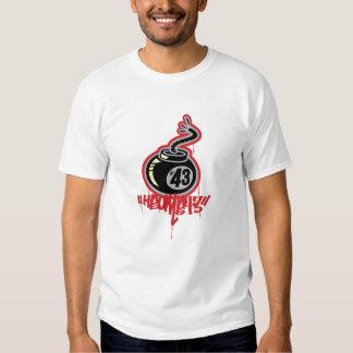 Camiseta de Andy Howell Playeras