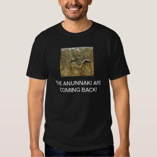 Camiseta de Anunnaki Camisas