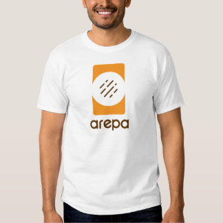 Camiseta de Arepa Poleras